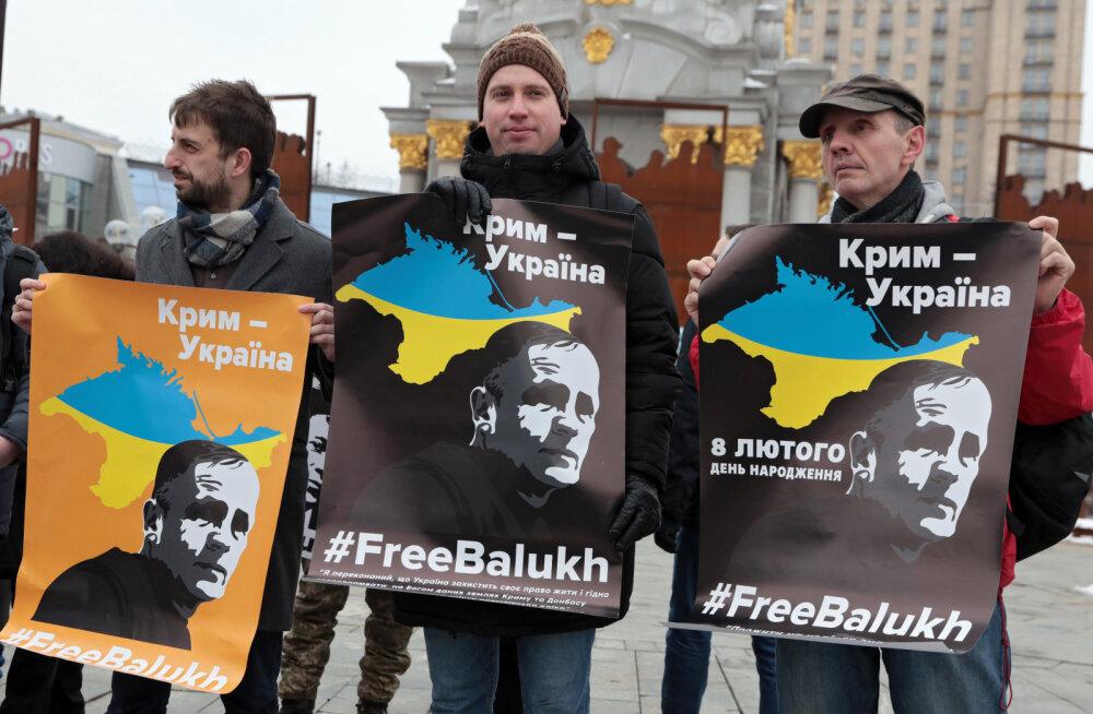 Vene vanglast vabanenud ukrainlane rääkis enda piinamisest ja vägistamisähvardustest