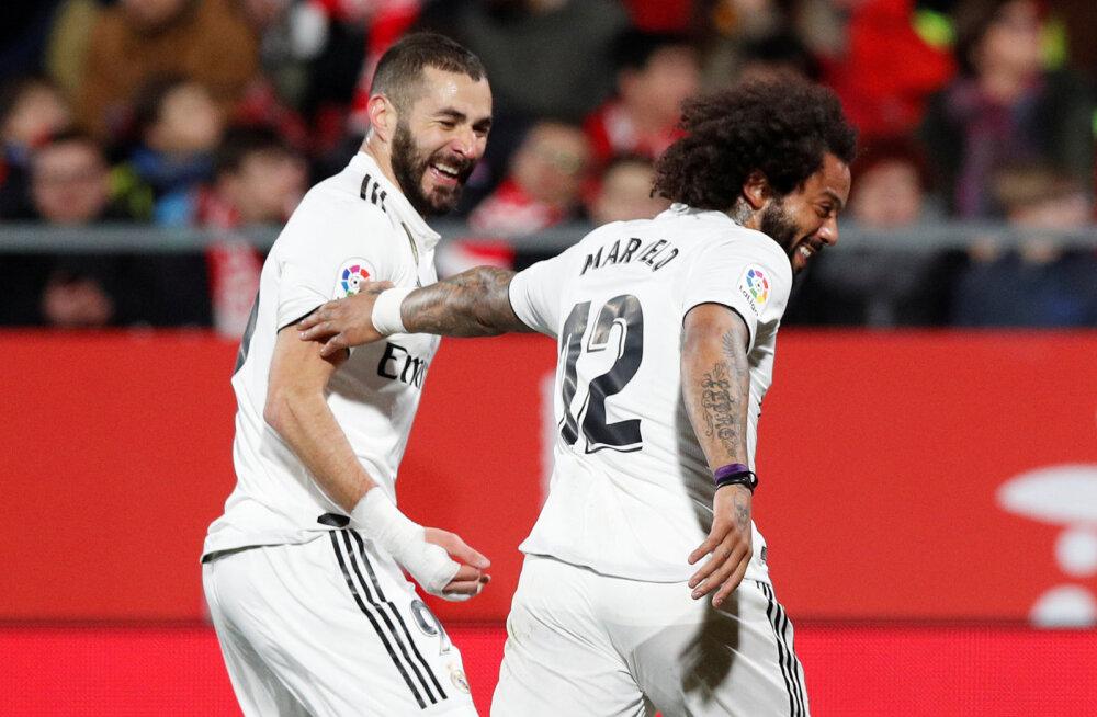 Karim Benzema ja Marcelo