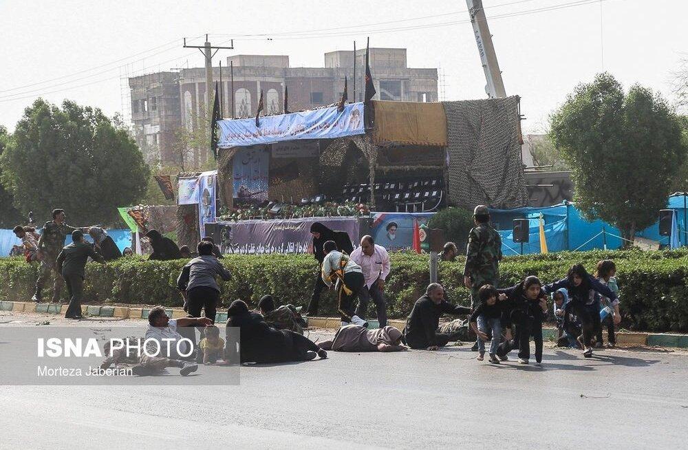 Iraani revolutsiooniline kaardivägi hoiatas pärast paraadi ründamist USA-d ja Iisraeli kättemaksu eest