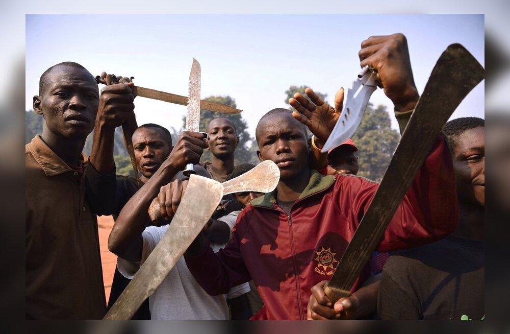 Kesk-Aafrika Vabariigi kristlane sõi kättemaksuks tapetud moslemi liha