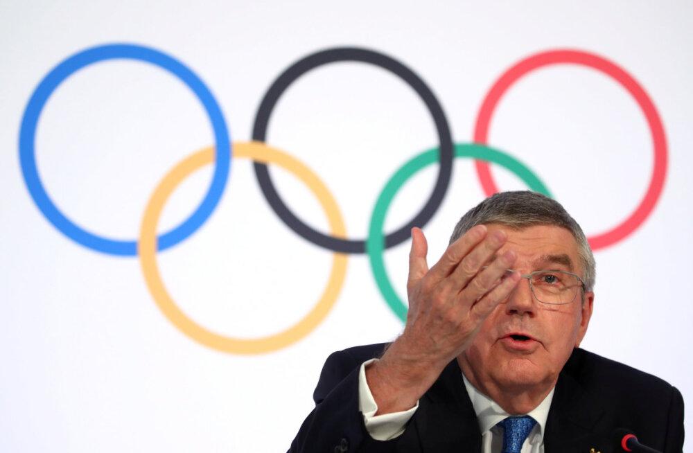 ROK: kaalume Tokyo olümpiamängude edasilükkamist
