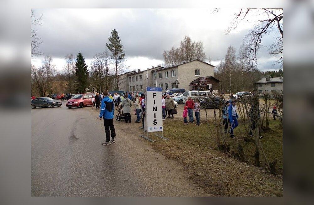 Aprillis toimunud spordi- ja kultuurisündmused