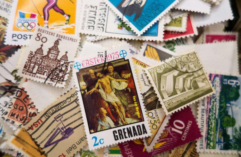 Totaalne pettumus! Eesti postmark polegi maailma kauneim