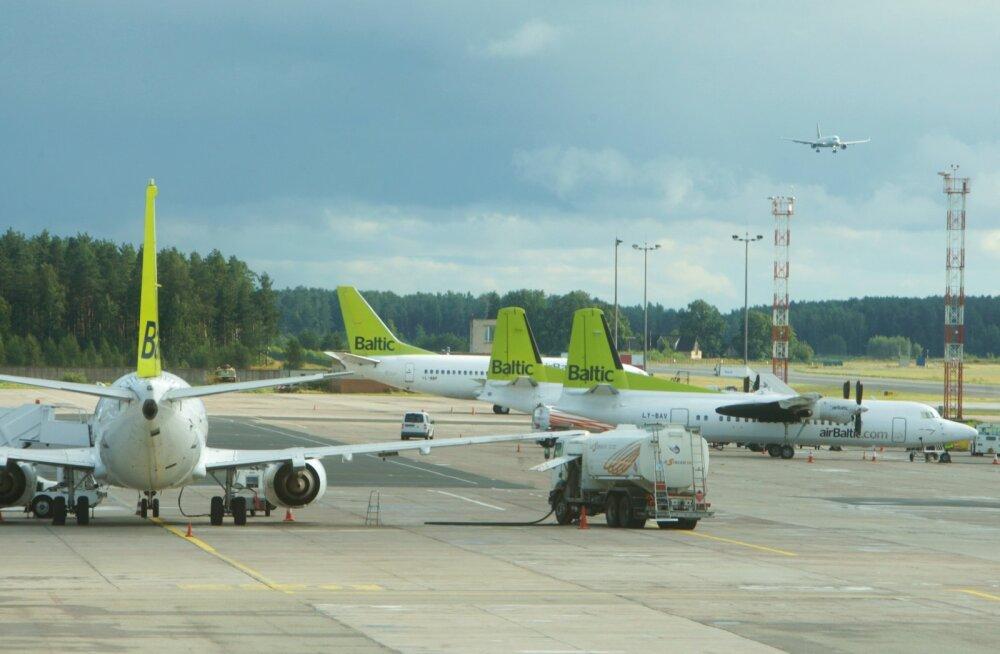 airBaltic переходит на новый вид билетов