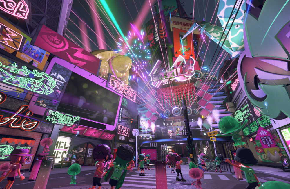 17-23. juuli: uusi videomänge – Switchi oodatuim tulistamismäng saabub reedel