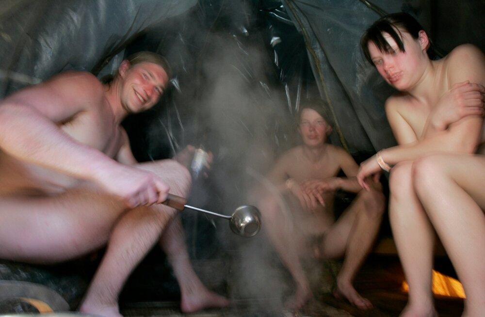 Sibulatee SaunafEST avab üheaegselt kaksteist sauna