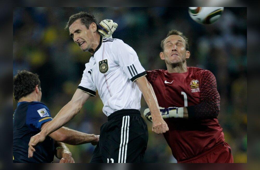Miroslav Klose, Saksamaa