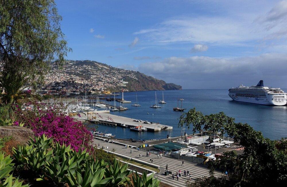 Külasta maikuus Madeirat! Edasi-tagasi otselennud Helsingist alates 125 eurost