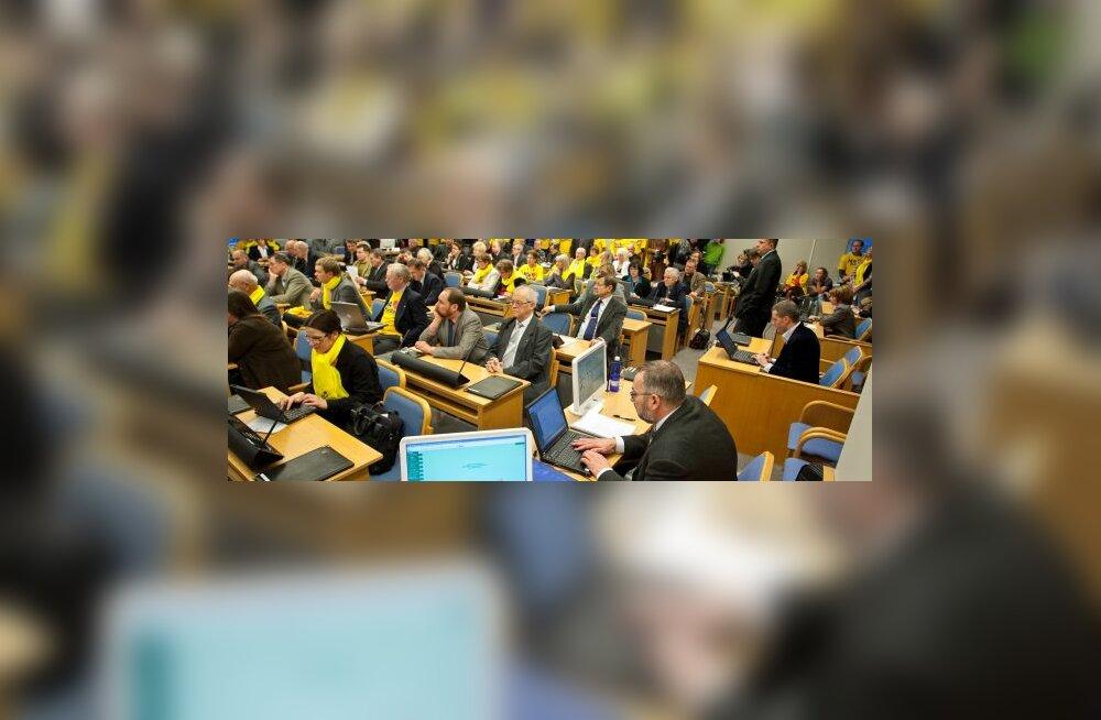 Таллиннцы не хотят увеличения горсобрания