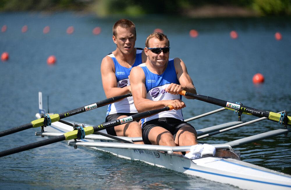 Eesti kahepaat lõpetas Luzerni MK-etapi 17. kohal