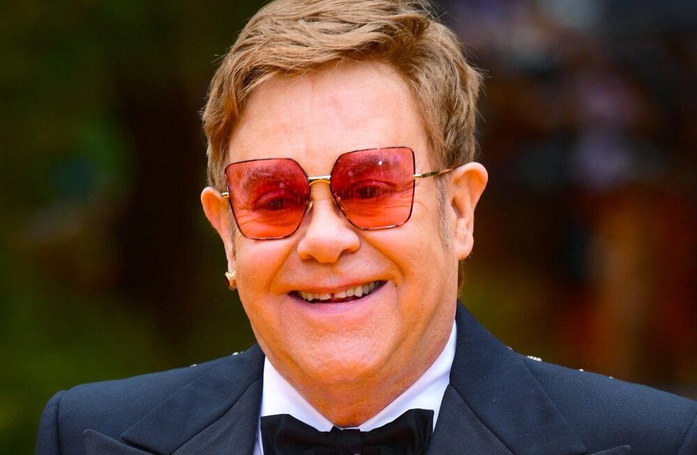 Elton John tõsistest terviseprobleemidest: ma teadsin, et olen väga haige, kuid ei teadnud, et olen minemas