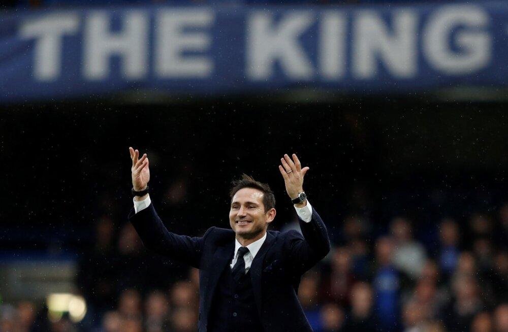 AMETLIK | Frank Lampardist sai Londoni Chelsea peatreener