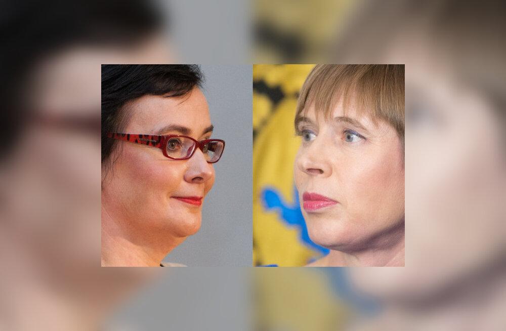 ОБЗОР | Что мы знаем о кандидате в главы МВД Катри Райк и что ее связывает с президентом?