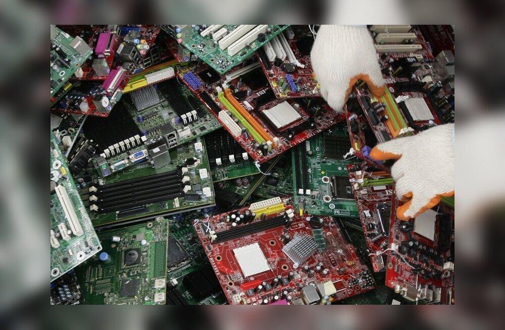 Unustage viirused, arvutite suurim vaenlane võib olla emaplaadi-sipelgas!