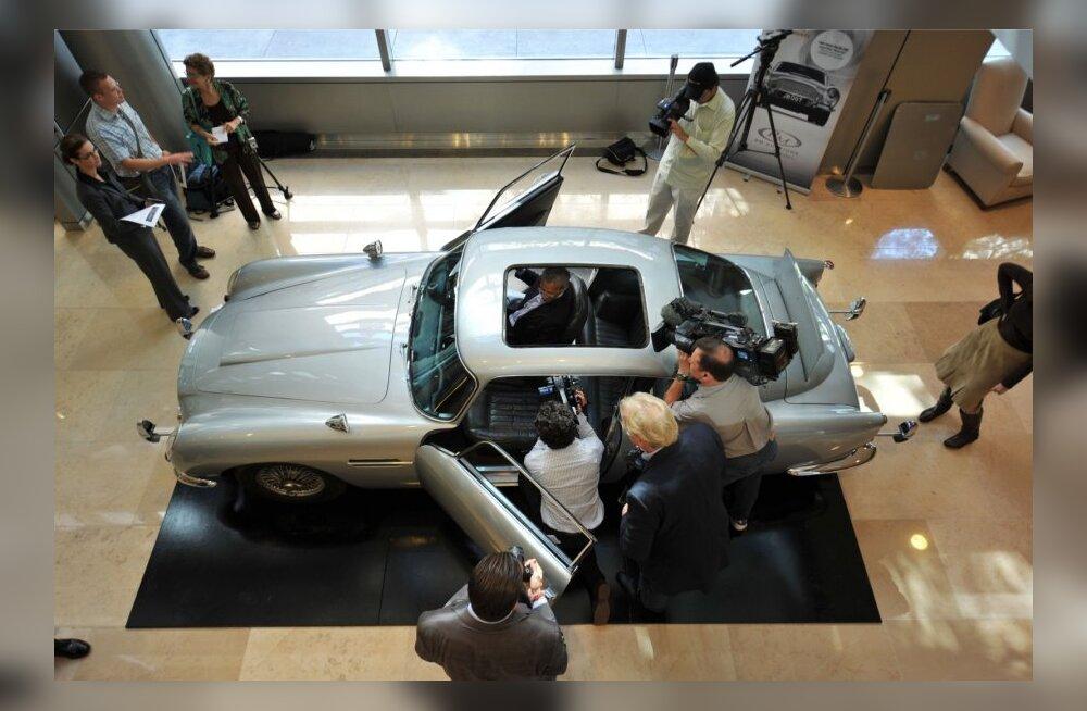 US-AUCTION-BOND CAR