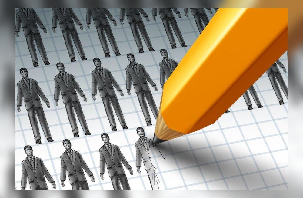 Maksud ja hoiakud pärsivad poole kohaga töötaja palkamist