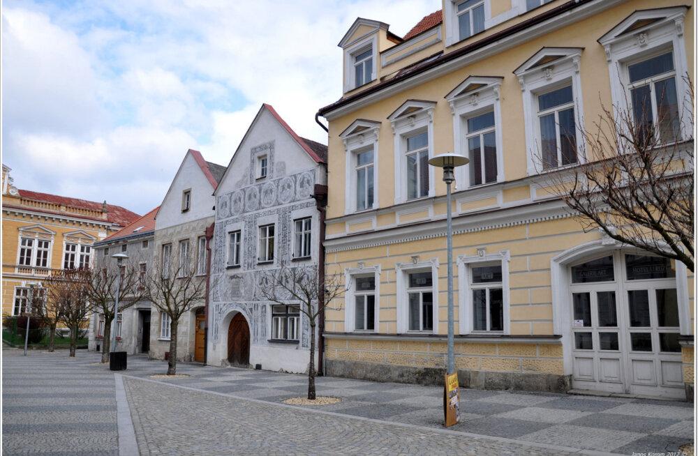 В Чехии выбрали лучший исторический город года