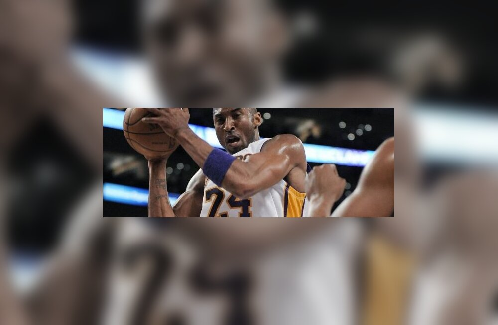 Los Angeles Lakersi Kobe Bryant