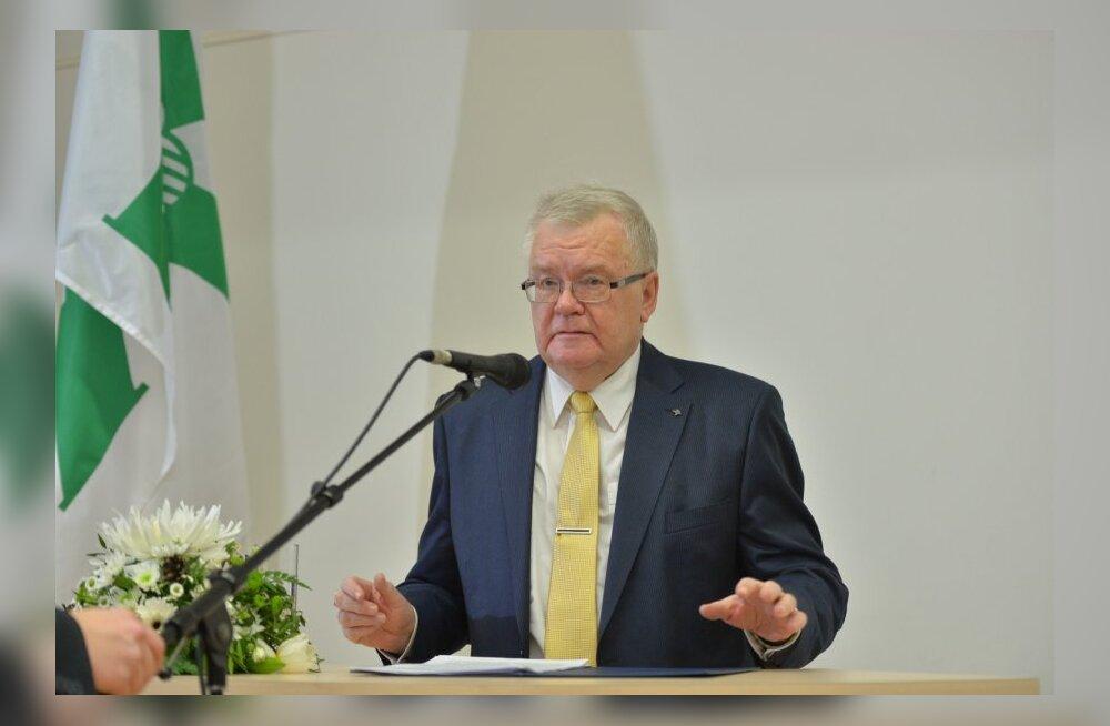 Keskerakonna volikogu Tallinna ülikoolis