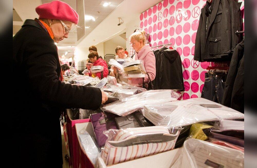 Tallinna Kaubamaja teenis poole aastaga 5,1 miljonit eurot