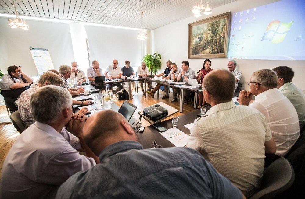 Maaelukomisjon arutab põllumeeste abistamist: kas eriolukorra asemel kuulutatakse välja loodusõnnetus?