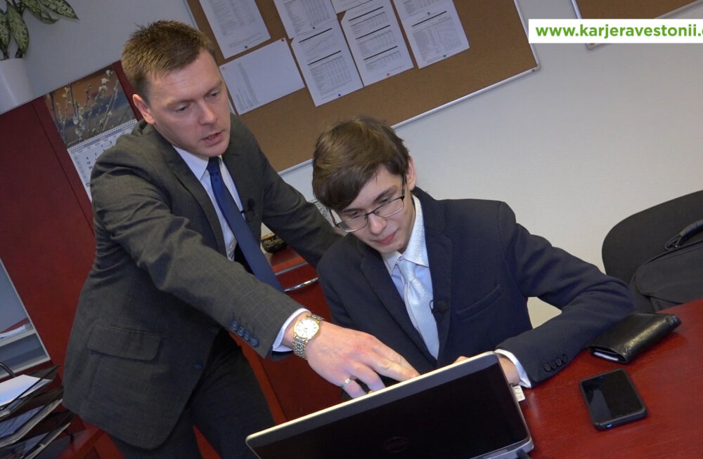 Дмитрий Егоров — из русской школы в вице-канцлеры Министерства финансов