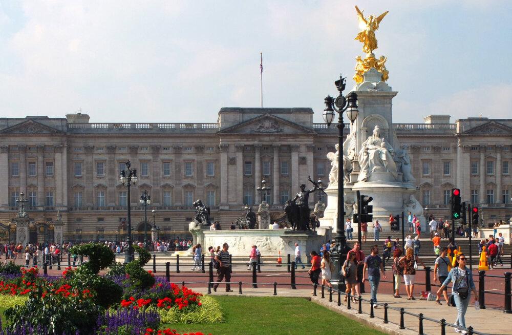 Немецкие архитекторы предложили превратить Букингемский дворец в общежитие