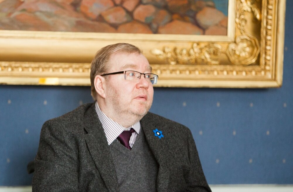Eesti Panga nõukogu esimees Mart Laar