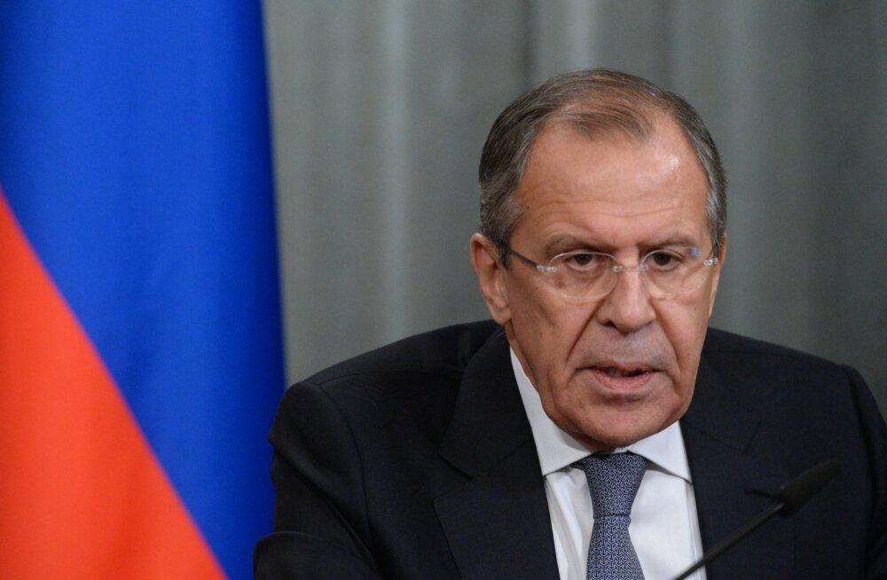 Lavrov: Venemaa tingimusteta välispoliitiline prioriteet on vene maailm