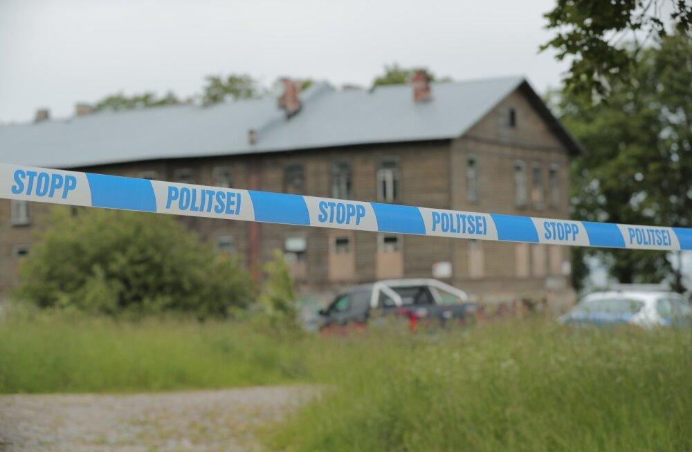 Lätis tabatud arvatav Kopli tulistaja toodi viimaks Eestisse