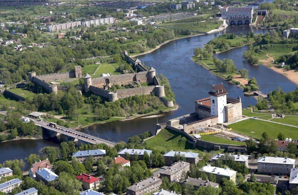 Восточная Эстония за последний год стала популярнее у туристов из Санкт-Петербурга