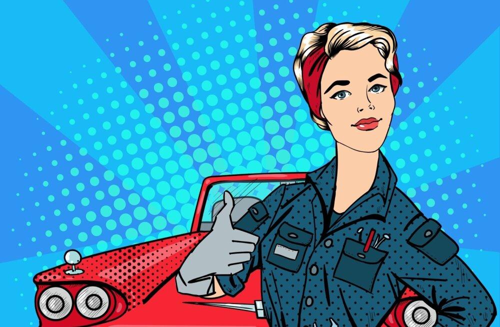Diskrimineerida ei tohi, kuid see töökoht sobib ainult naisele