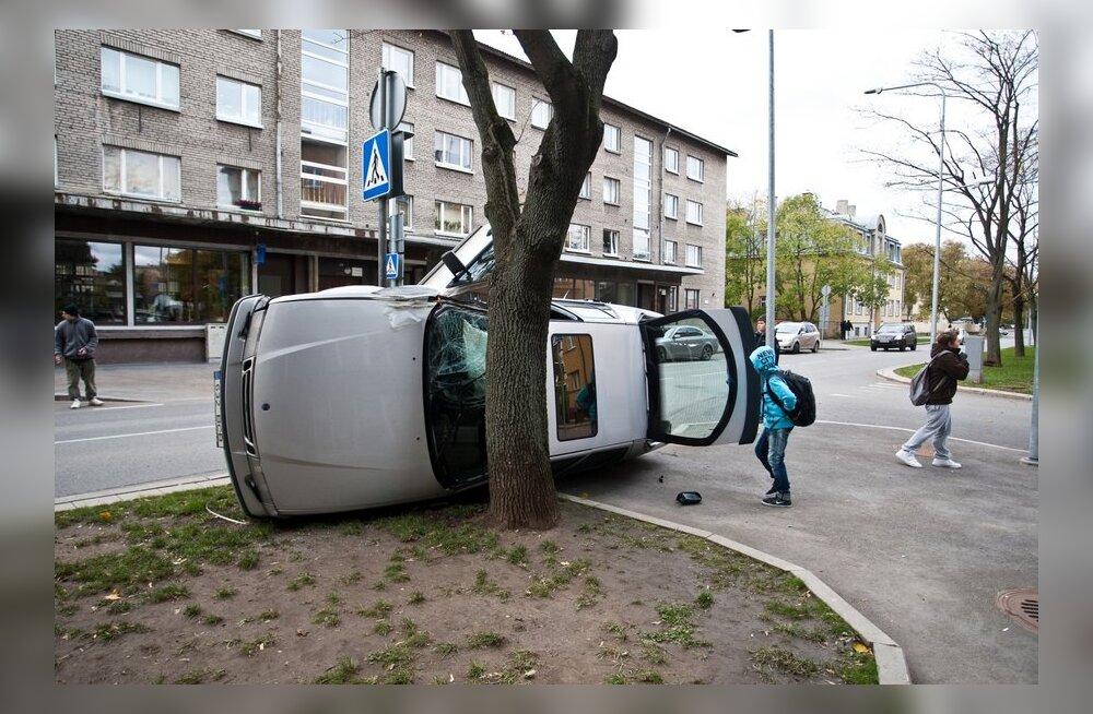 Eeskujulik liikluskultuur? Hea nali