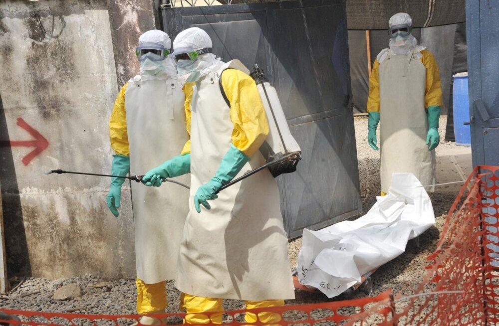 Aafrika Guinea teatas üle aastate esimestest Ebola-viiruse ohvreist