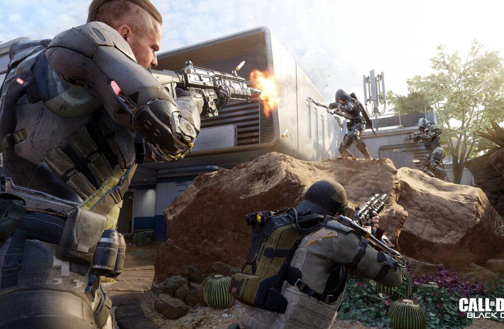 Call of Duty on tootja väitel müüduim mängusari üldse, aga tegelikult alles kolmas (või neljas)
