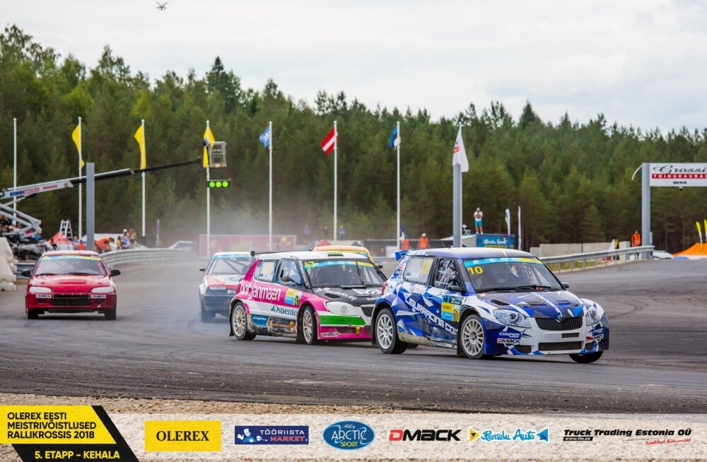 Rallikrossi Eesti meistrivõistlused
