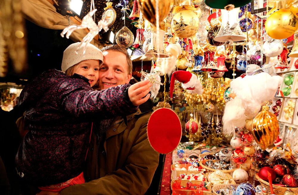 В ожидании праздника: Пять лучших рождественских ярмарок Европы