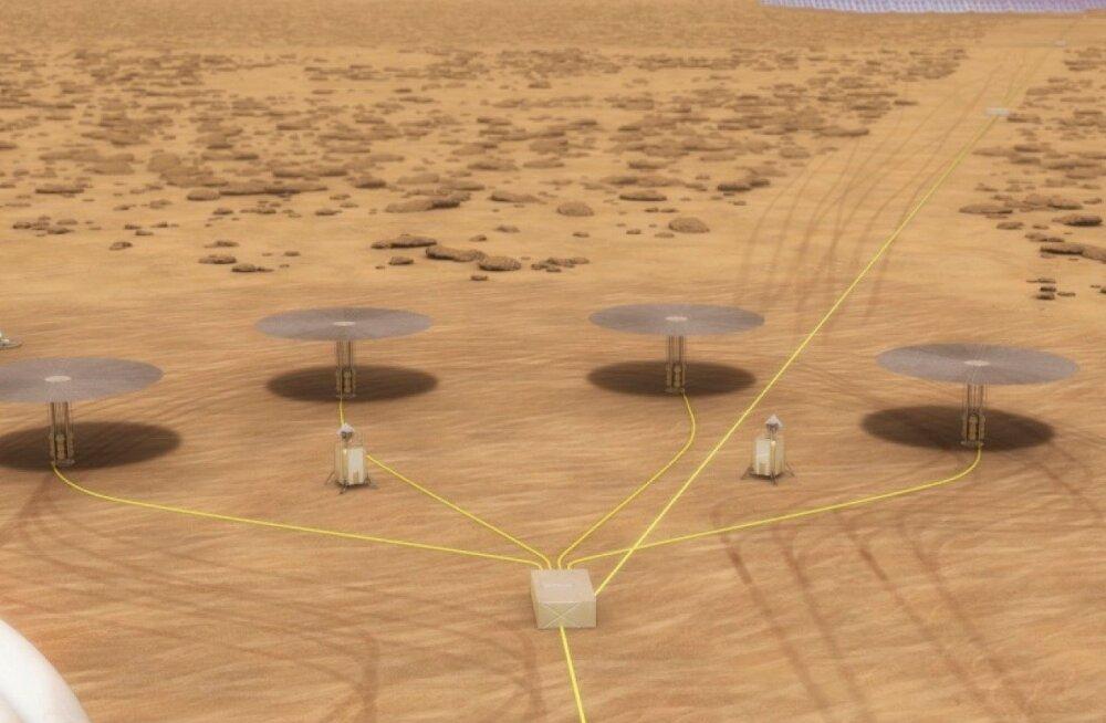Marsibaasi tuumareaktor oleks lennuvalmis juba 2022