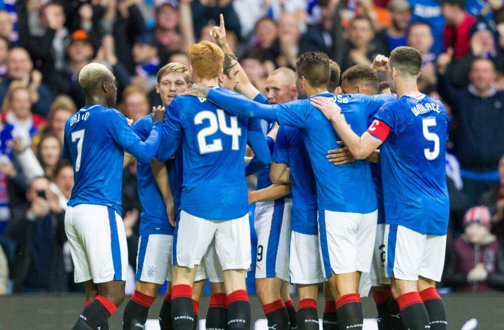 PIINLIK! Šoti suurklubi kaotas Euroopa liigas Luksemburgi neljandale meeskonnale