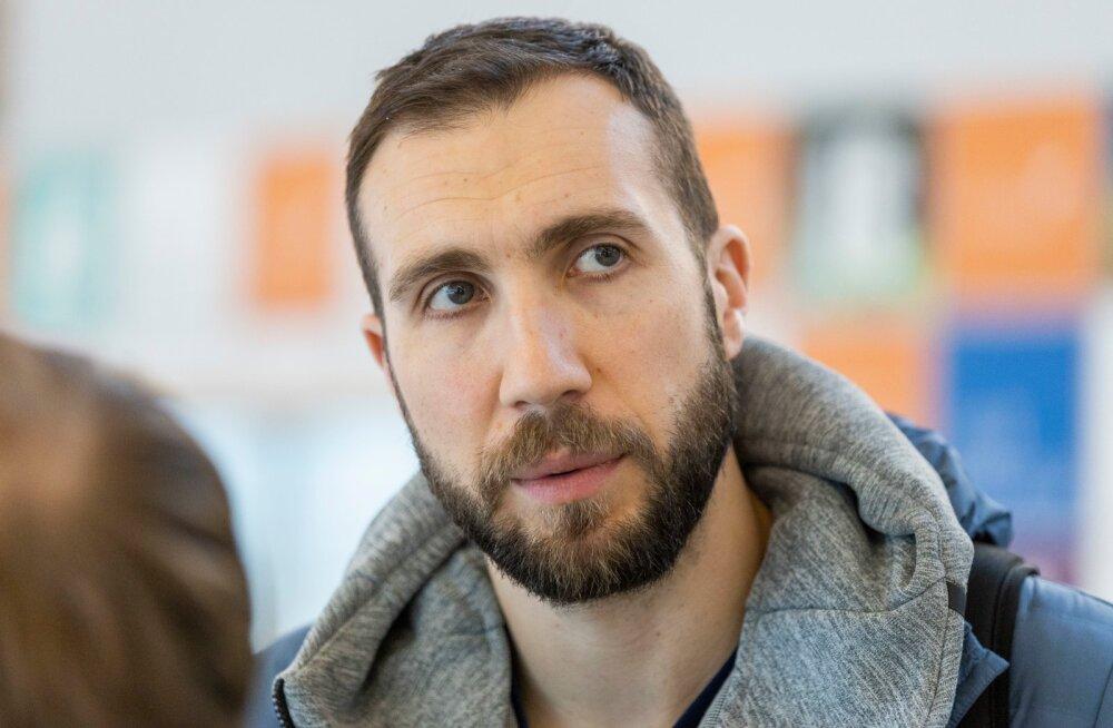 Milano Powervolley võrkpallurid saabus Eestisse