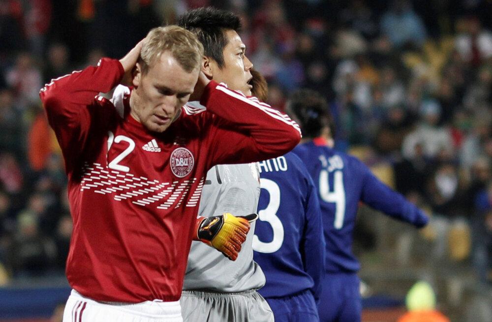 Endisel Taani tippmängijal tuvastati koroonaviirus, 13 klubiliiget karantiinis