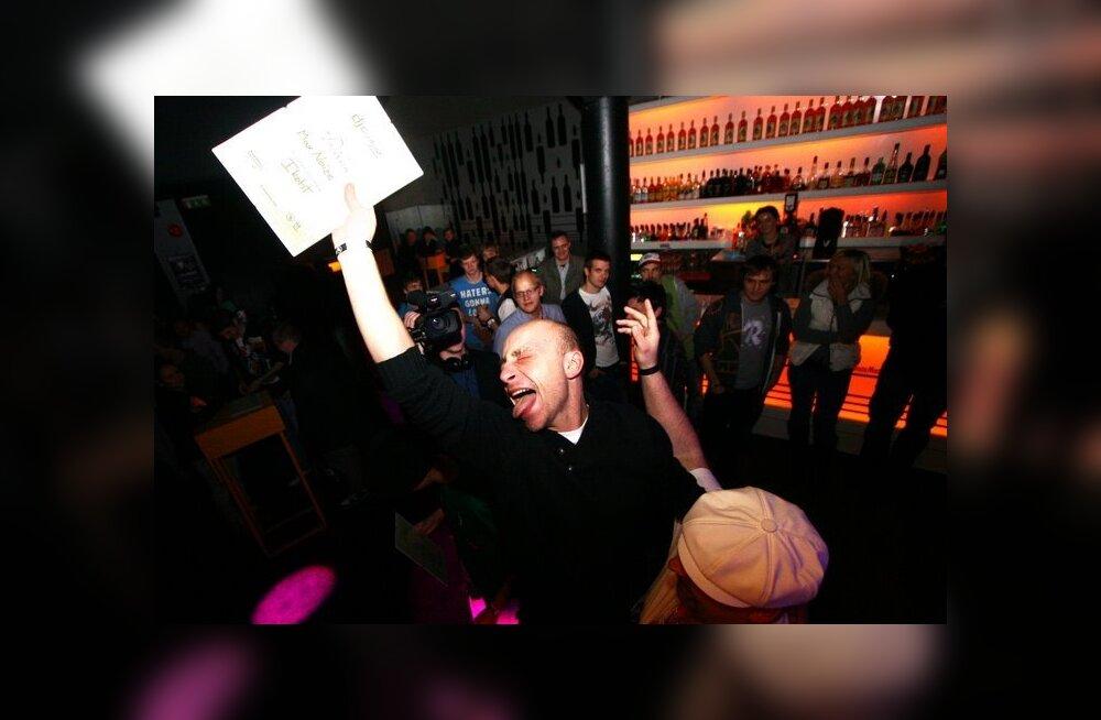 ФОТО: В клубе Korter состоялся престижный конкурс диджеев