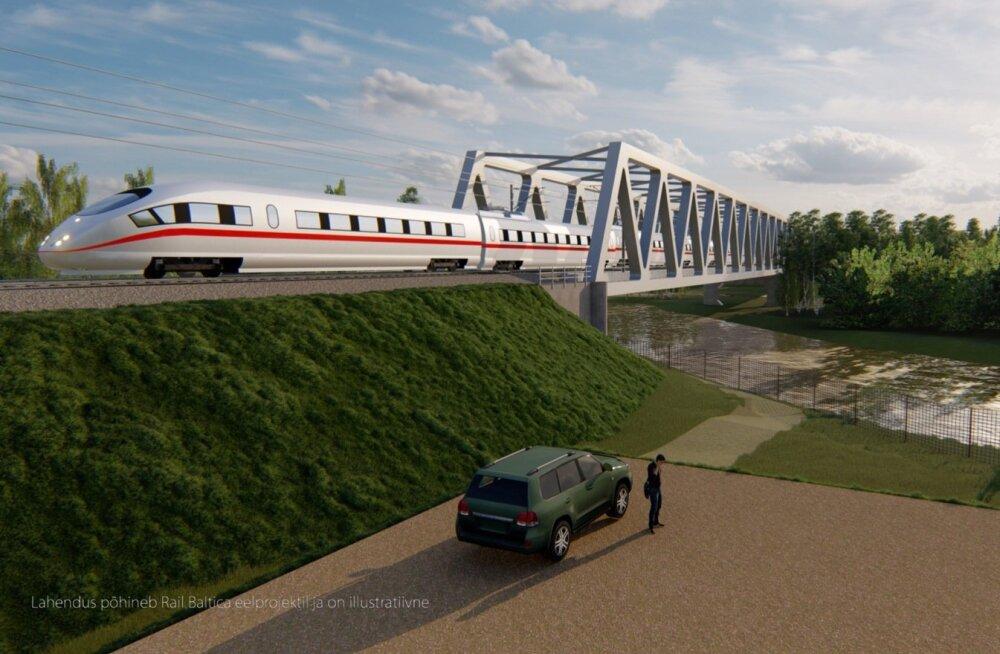 Rail Balticu eskiis
