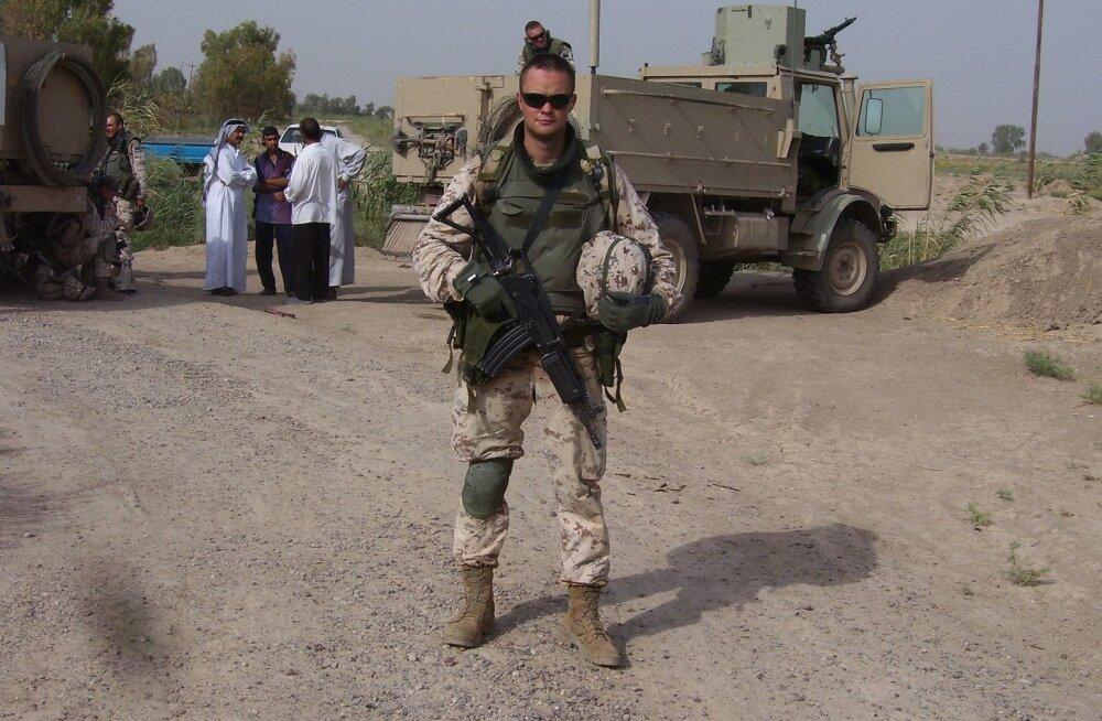 Tähelepanekuid Iraagist ja Afganistanist: kuidas peaks käituma (väeüksuse) juht?