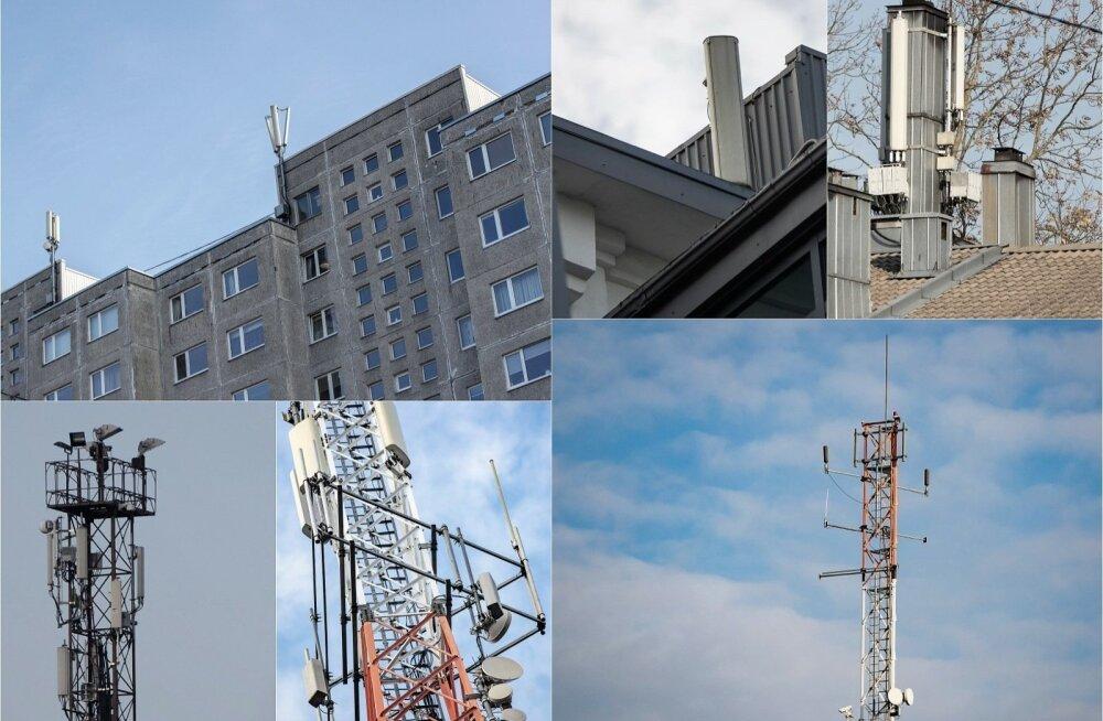ЭКСПЕРИМЕНТ: Мой телефон прослушивают? Где в Таллинне обнаружились подозрительные сигналы