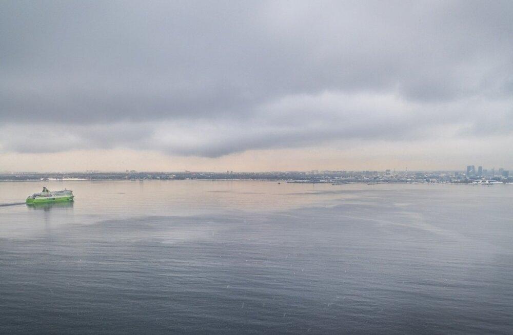 Lumevaated pilvepiirilt