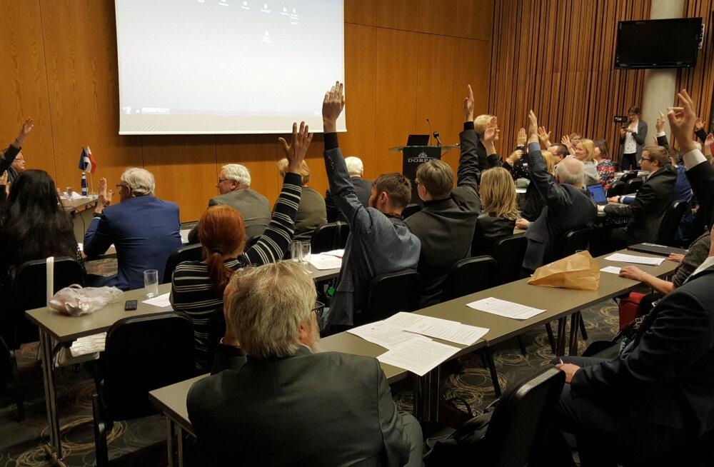 Tartu linnavolikogu otsustas, et tselluloositehast ei tohi rajada: keskkonnaoht on liiga suur
