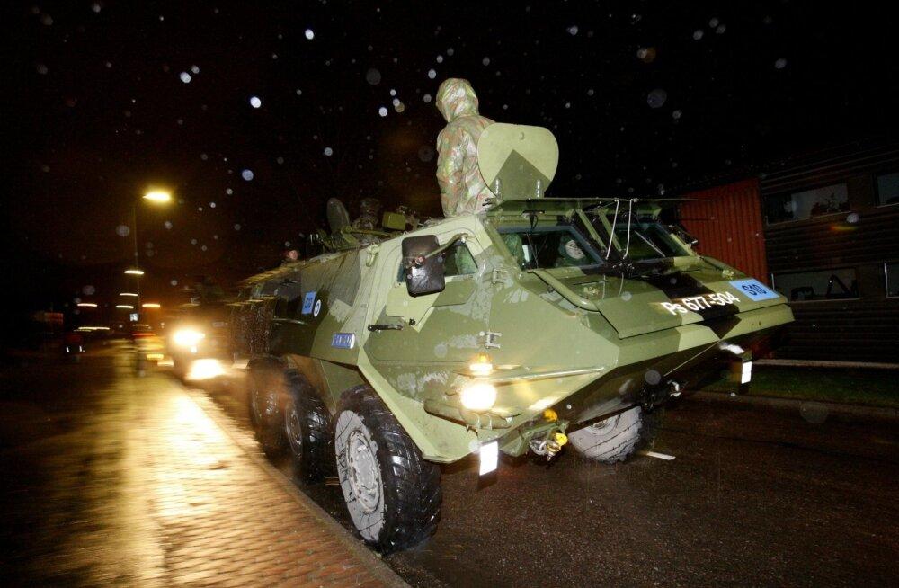 Suurbritannia pakkus Soomele ja Rootsile osalemist sõjalises koostöös