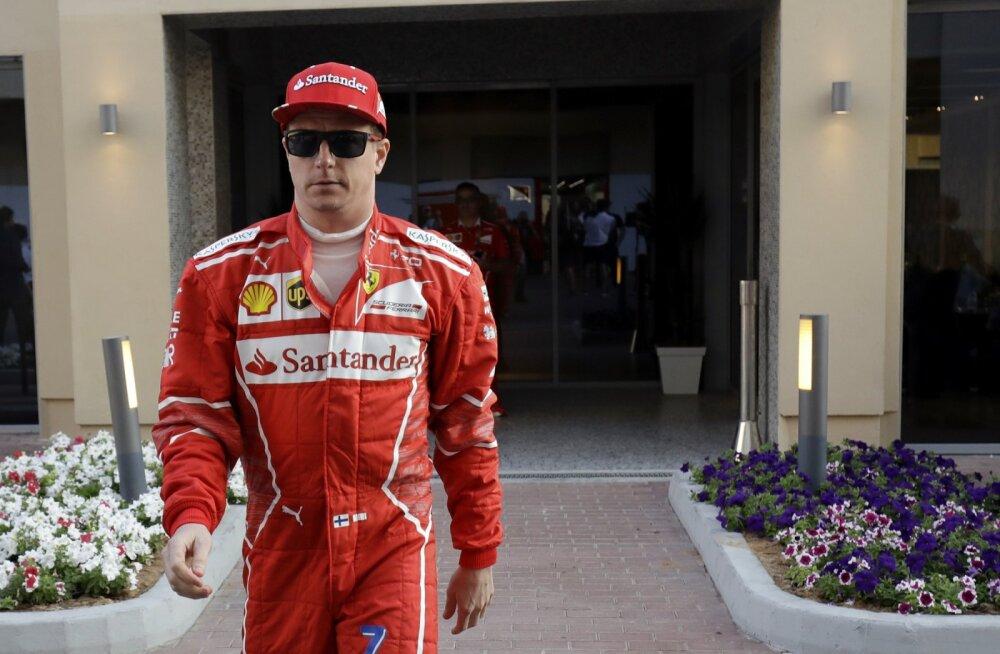 Räikkönen võib eksklusiivses klubis tuleval hooajal Schumacheri kannule tõusta