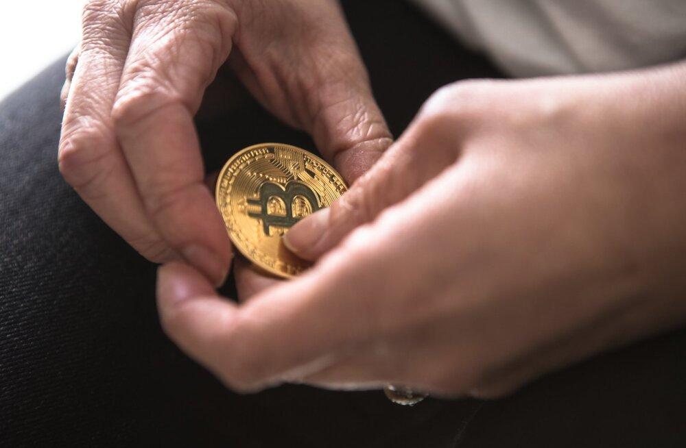 """Bitcoin on investorite silmis kindlustanud oma rolli kui """"digitaalne kuld"""""""
